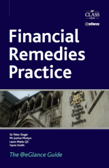 cover of Financial Remedies under the Family Procedure Rules